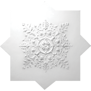 Ceiling Roses - STAR