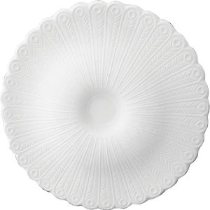 Ceiling Roses - PEACOCK SMALL