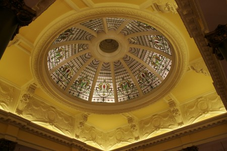 Domed Ceiling Finishes